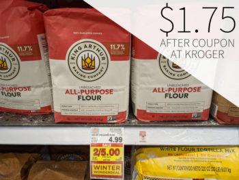 King Arthur Flour As Low As $1.75 At Kroger