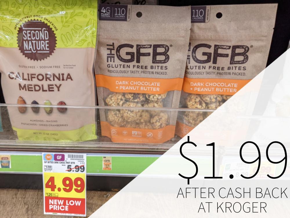 The GFB: Gluten Free Bites Just $1.99 At Kroger