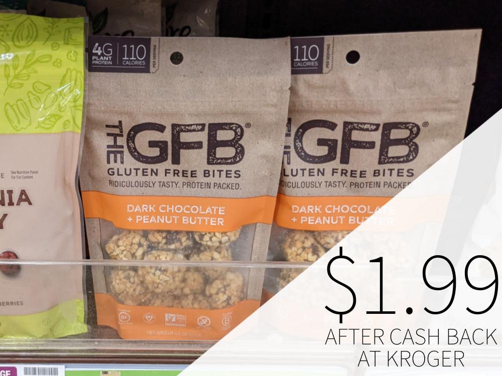 The GFB: Gluten Free Bites Just $1.99 At Kroger 1