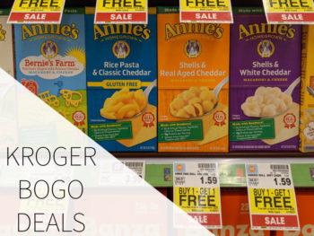 Kroger BOGO Deals Week Of 1/15