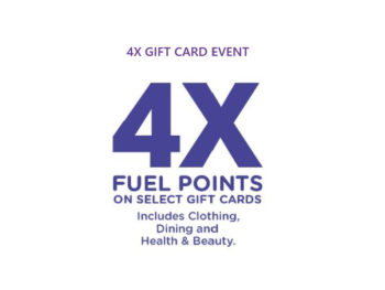 4x Kroger Fuel Points When You Buy Gift Cards 2