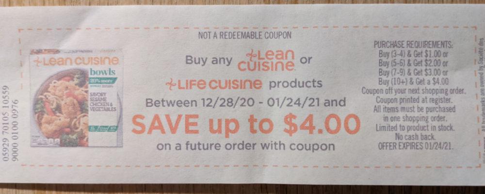Lean Cuisine Entrees As Low As 93¢ Per Box At Kroger 1
