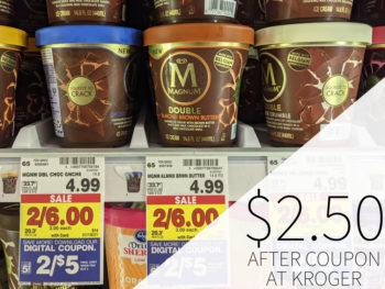 Magnum Ice Cream As Low As $1.75 At Kroger 2