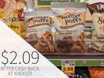 Popchips Nutter Puffs Just 49¢ At Kroger 1