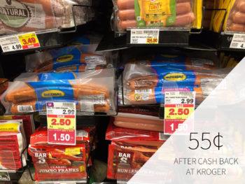 Butterball Turkey Sausage Just 55¢ At Kroger