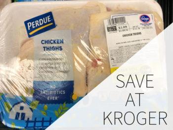 Fantastic Deal On Perdue Chicken At Kroger 3