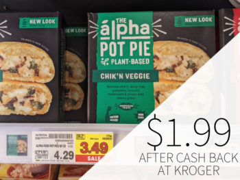 The Alpha Pot Pie Just $1.99 At Kroger