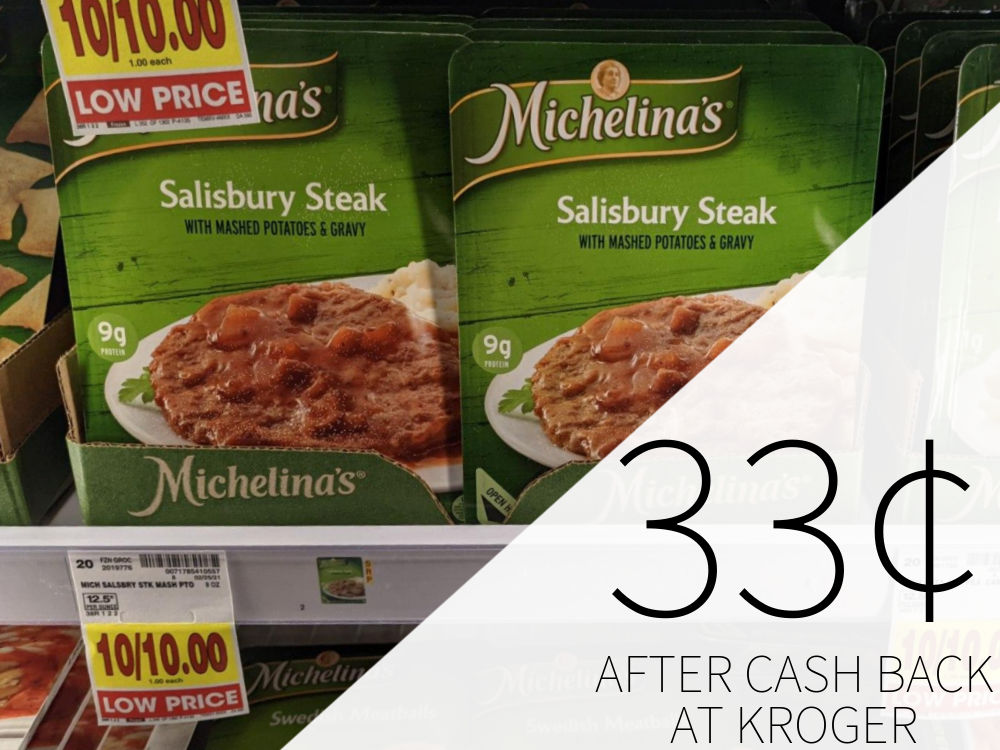 Michelina's Frozen Meals Just 80¢ At Kroger 1
