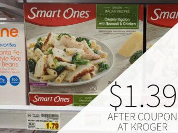 Smart Ones Entrees Only $1.10 At Kroger 1