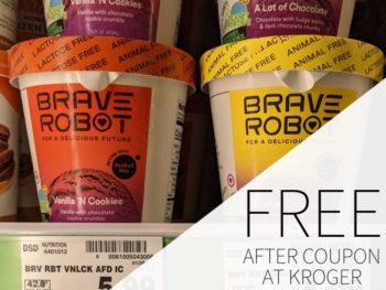 Brave Robot Ice Cream Just $2.74 At Kroger 2
