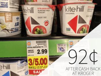 Kite Hill Dairy Free Yogurt Just 50¢ At Kroger 1