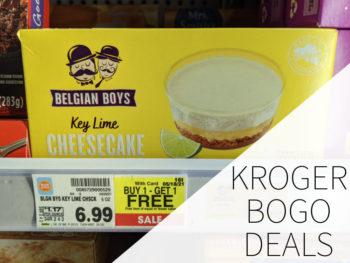 Kroger BOGO Deals Week Of 4/30 1
