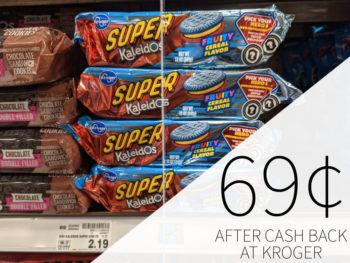 Kroger Super Kaleidos Just $