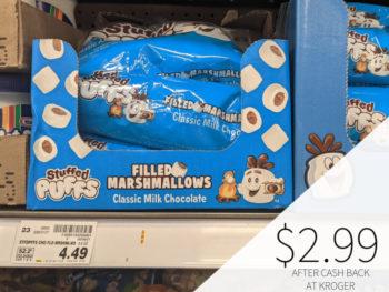 Stuffed Puffs Filled Marshmallows