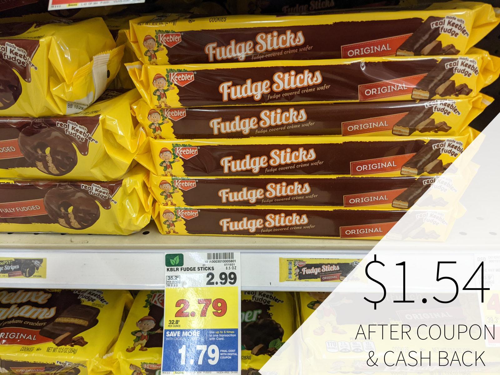 Keebler Cookies As Low As .54 At Kroger