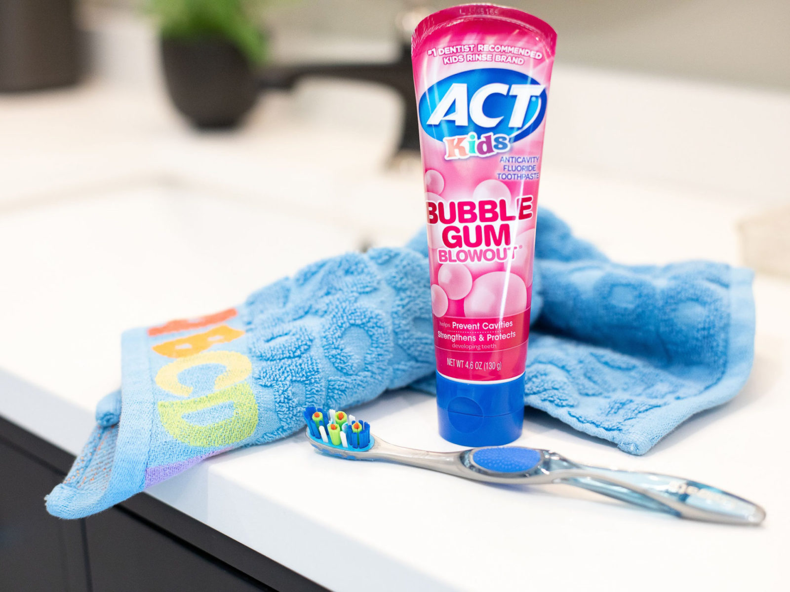 Act Kids Toothpaste Just $ At Kroger 1