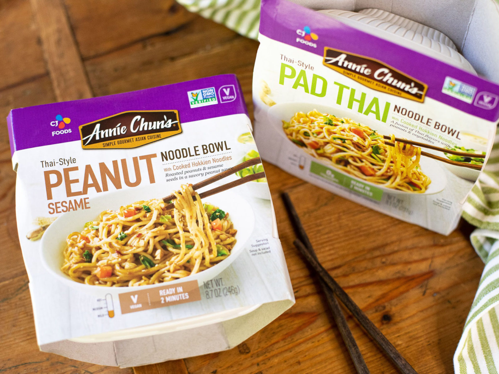 Annie Chun's Noodle Bowl As Low As .39 At Kroger