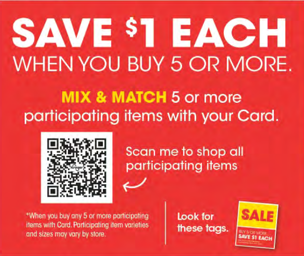 Kroger Ad & Coupons Week Of 9/8 to 9/14
