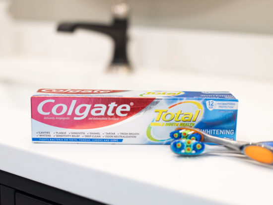 Colgate Toothpaste As Low As 49¢ At Kroger 1