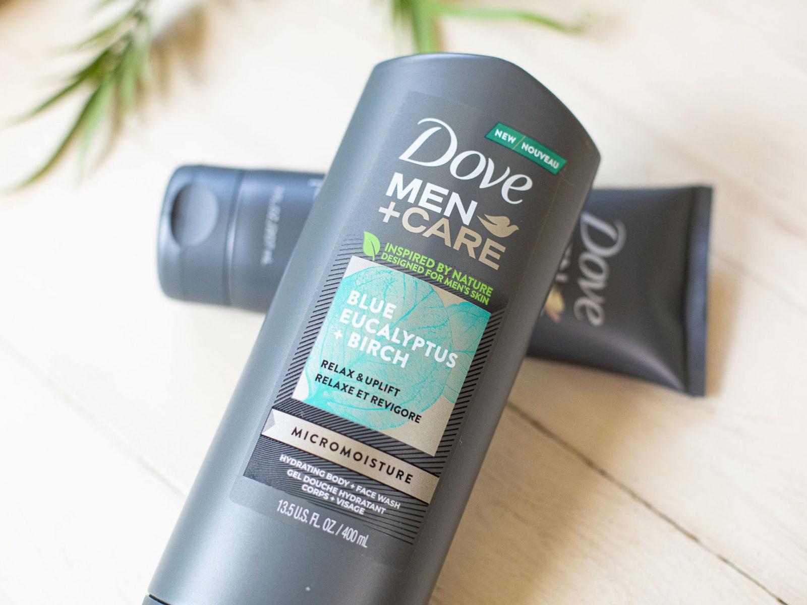 Dove Men+Care Body Wash Just .99 At Kroger 1