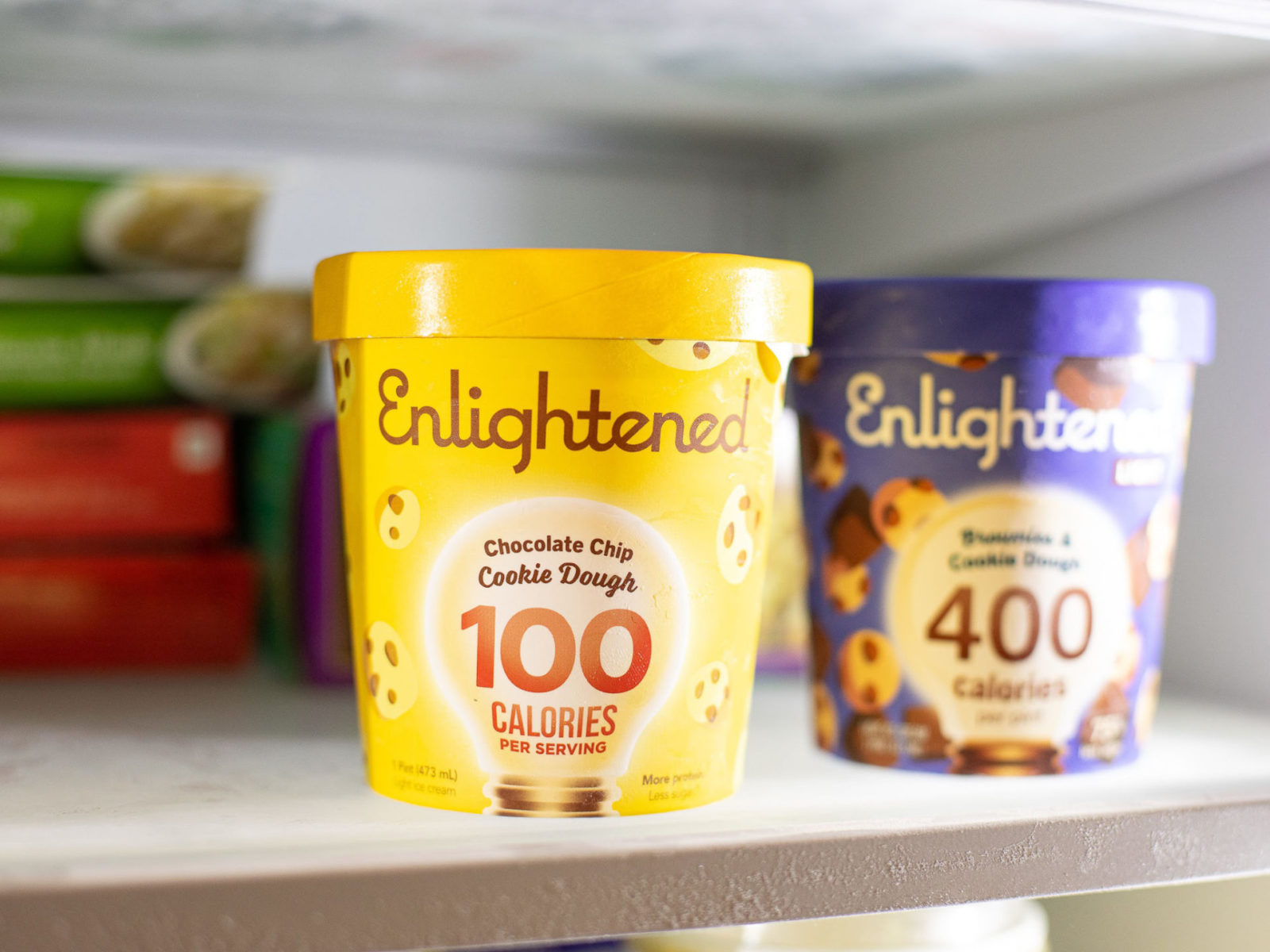 Enlightened Light Ice Cream - Just $ 1