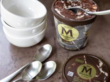 Get Magnum Ice Cream Tubs For Just .74 At Kroger