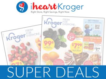 Kroger Super Deals Week Of 9/15 to 9/21 - Mega Sale Continues 1