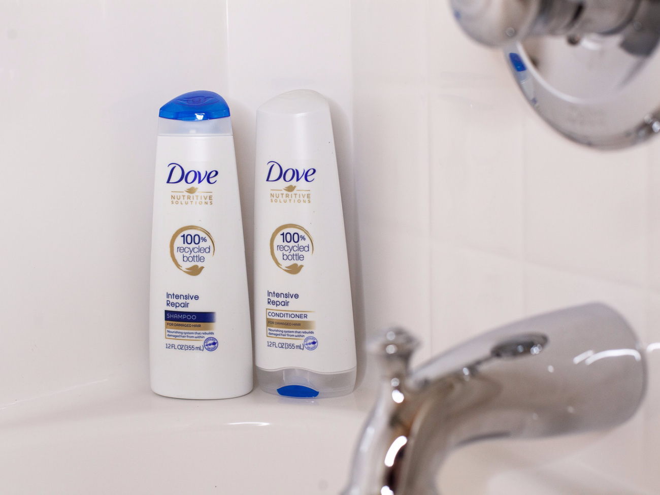 Dove Hair Care Products As Low As 99¢ At Kroger