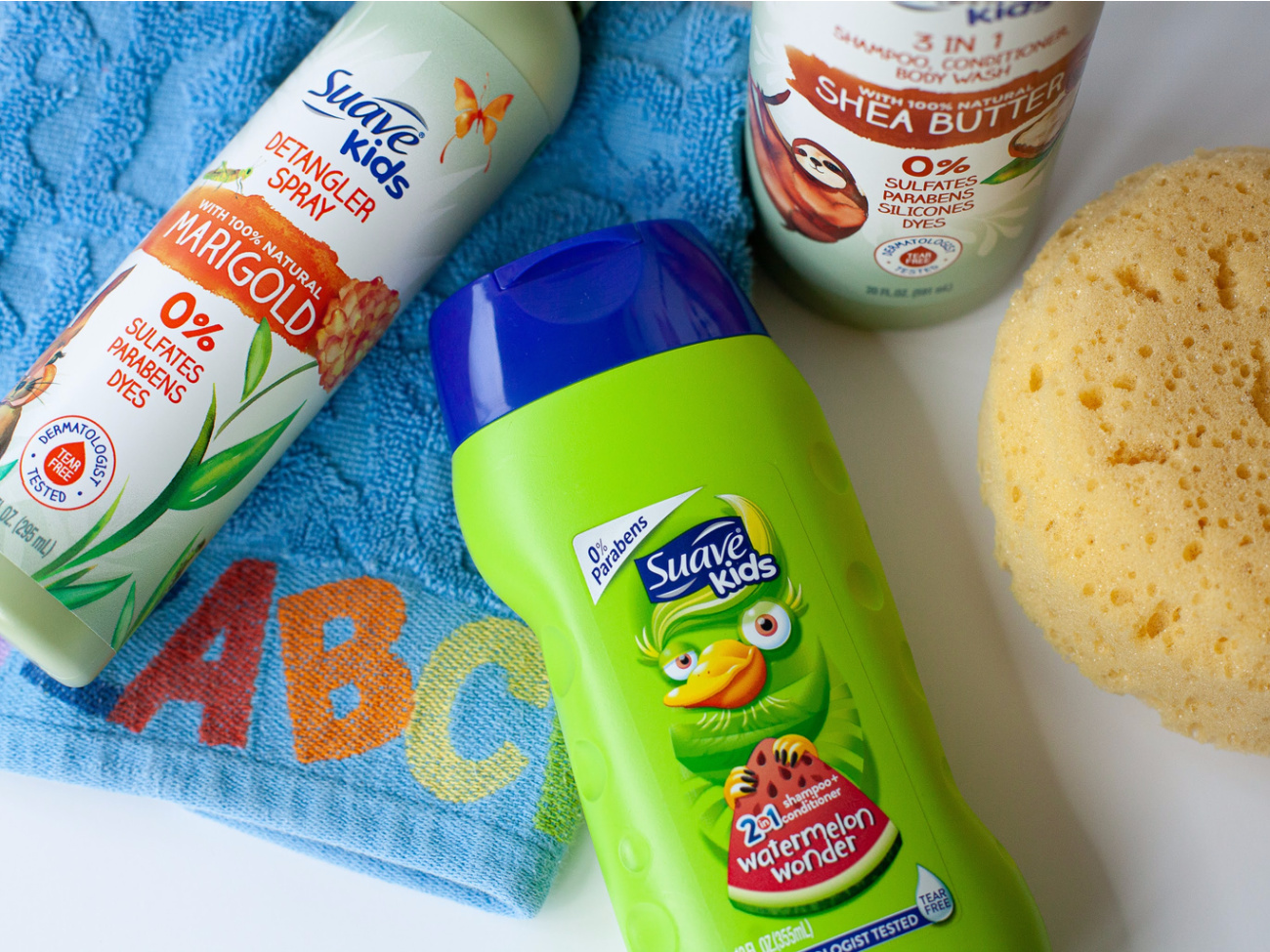 Get Suave Kids Hair Care As Low As $ At Kroger 1