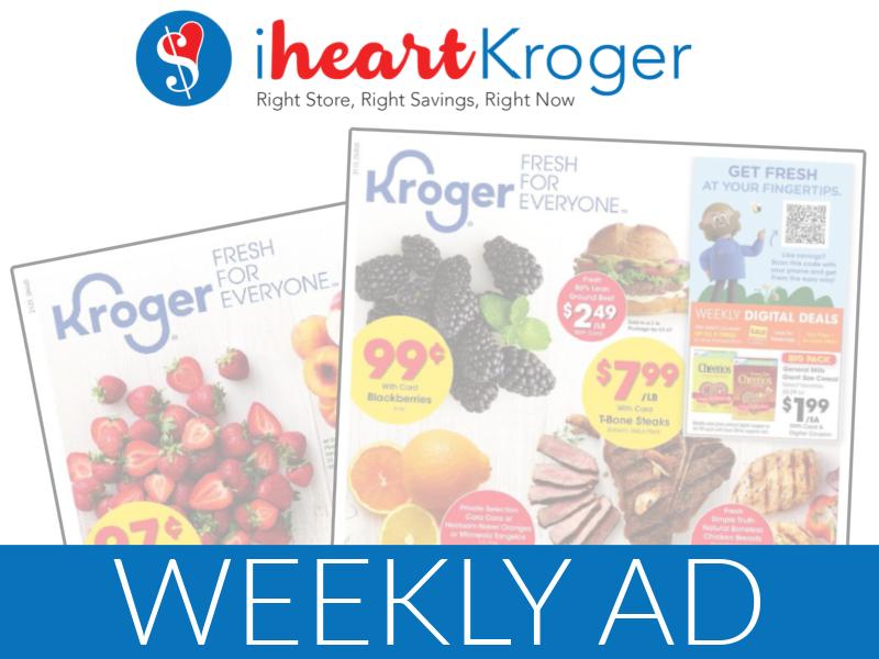 Kroger Super Deals Week Of 9/15 to 9/21 - Mega Sale Continues