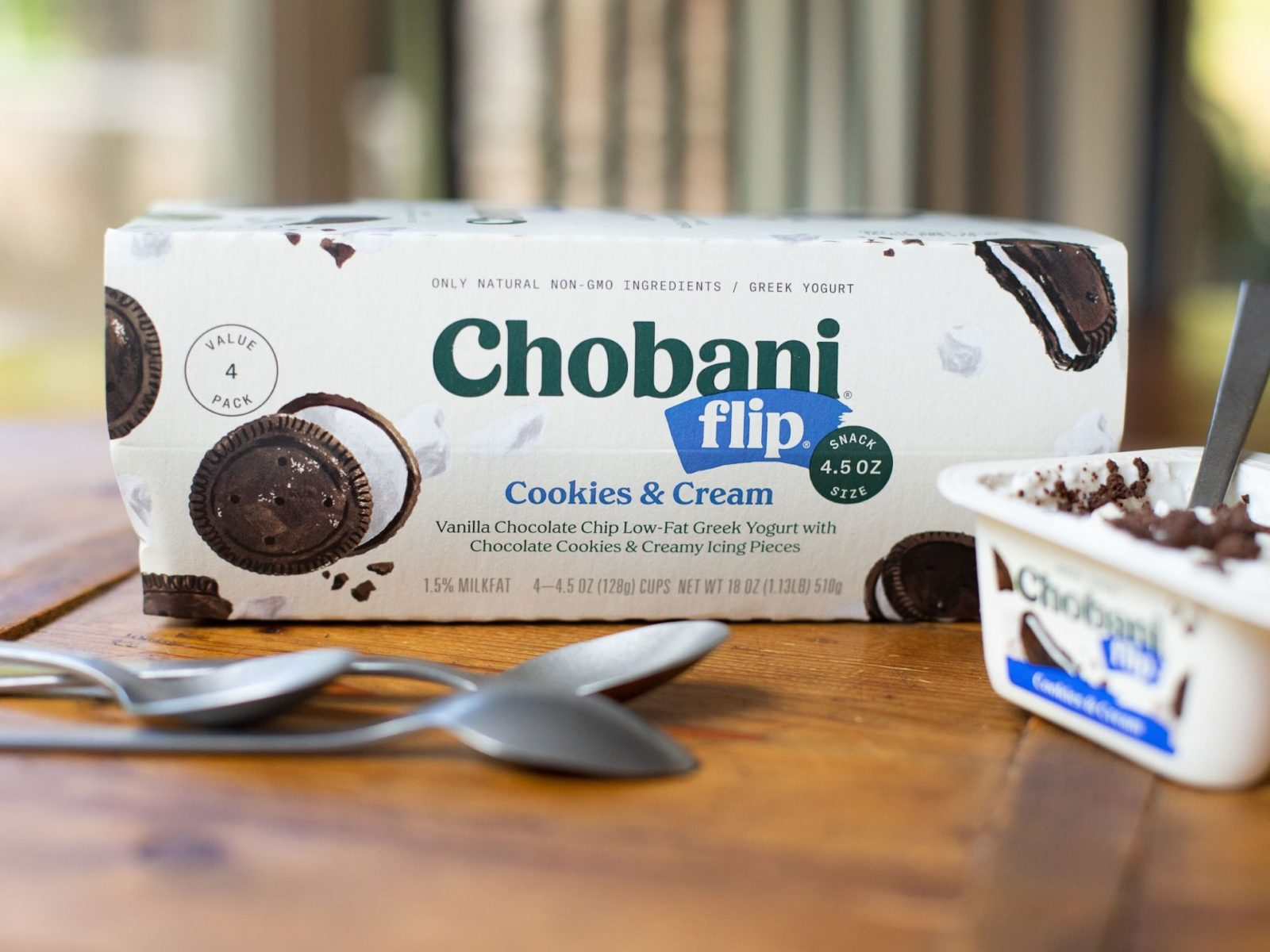 Chobani Flip Multipack Just .49 At Kroger