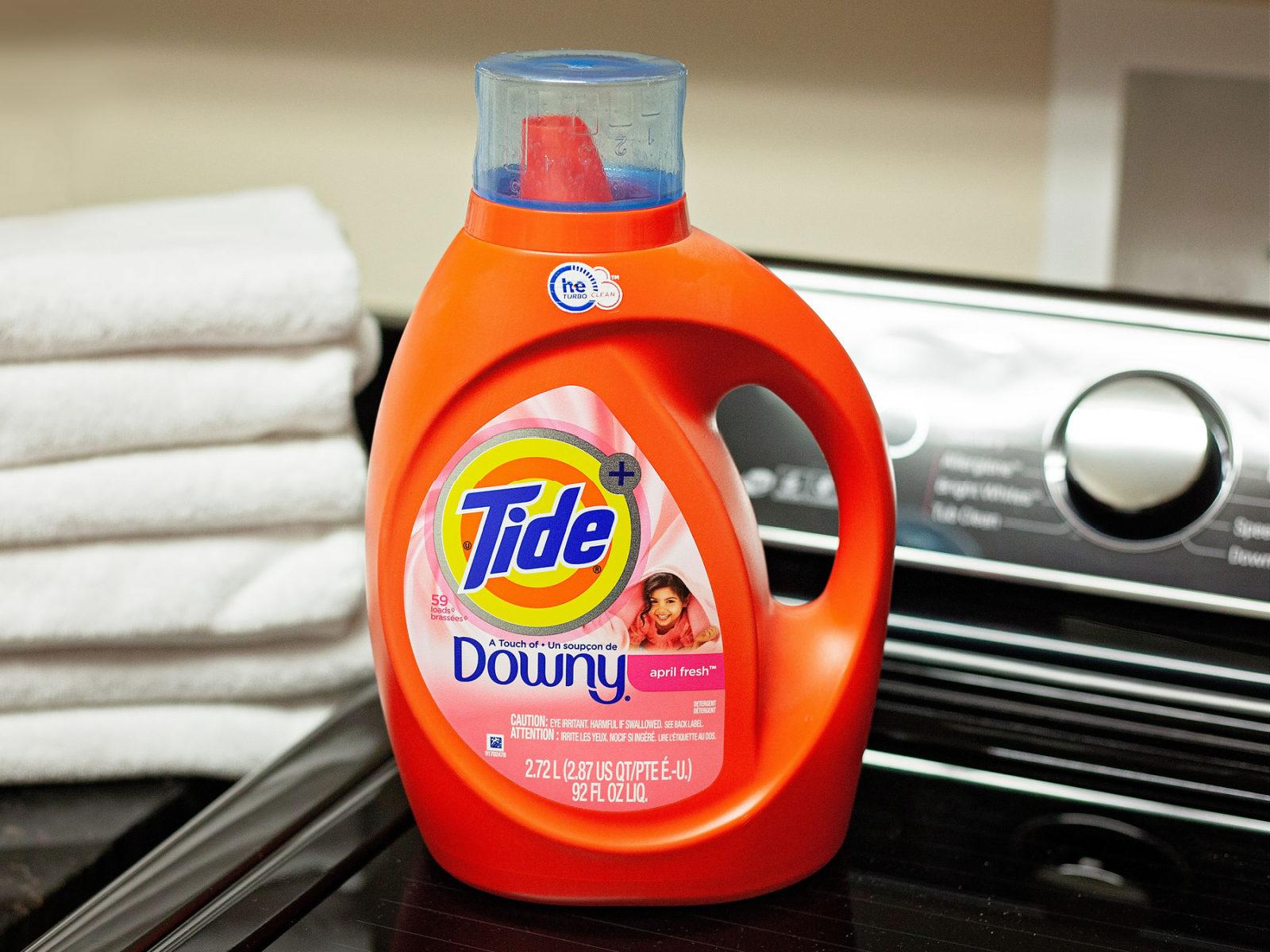 Get Tide Liquid Or Tide Pods For Just .99 At Kroger 2