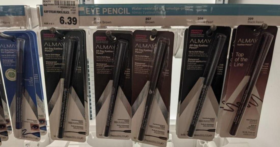 Almay Black Eyeliner Just $ At Kroger 1