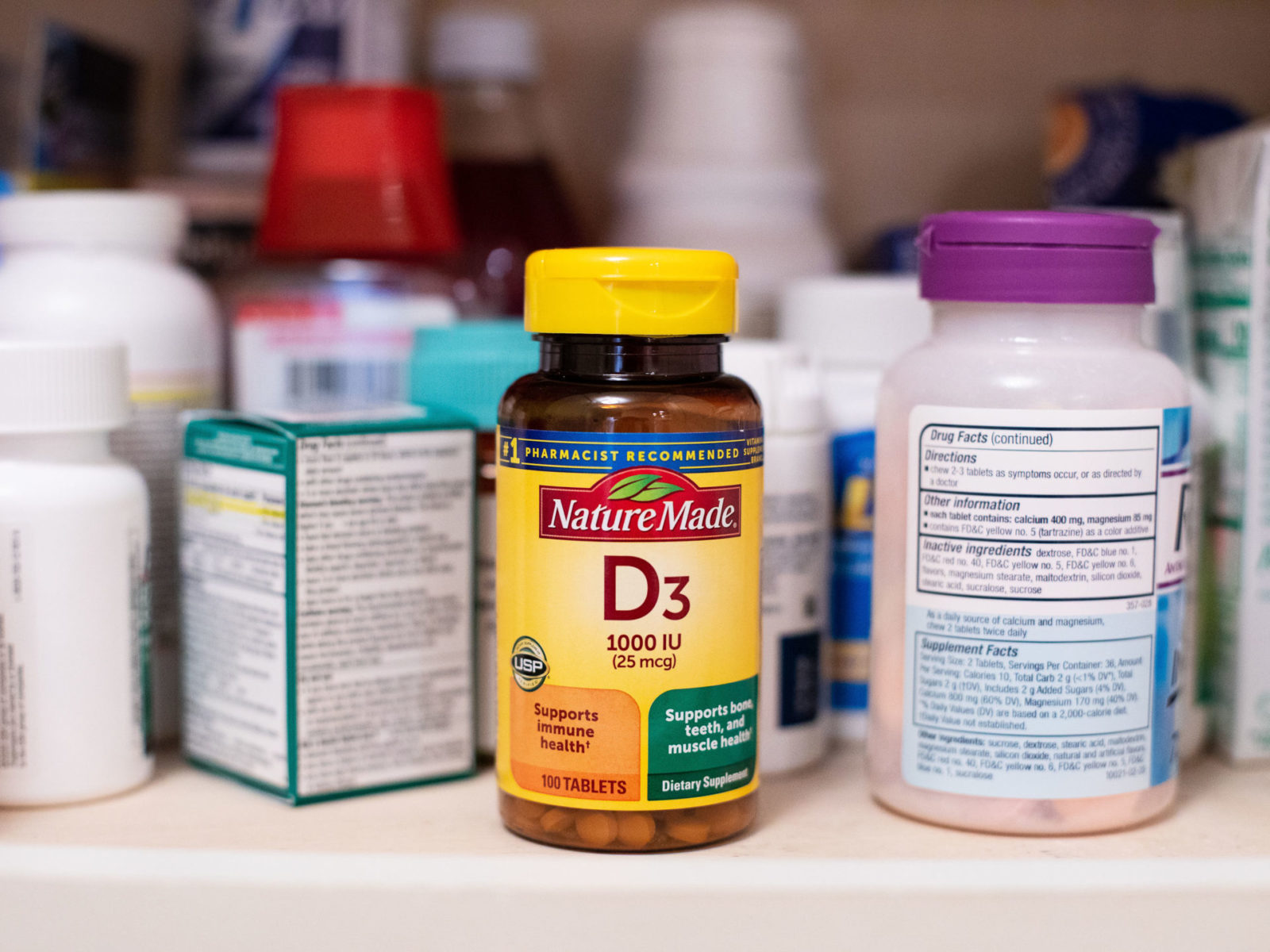 Nature Made Vitamins Just $ At Kroger
